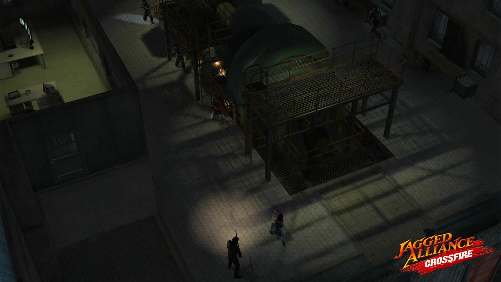 Фото jagged alliance: crossfire лучше передадут атмосферу игры, нежели любые рецензии, обзоры, отзывы