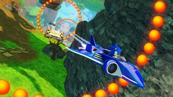 Screenshot2 - Sonic & All-Stars Racing Transformed Collection