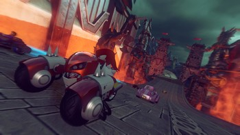 Screenshot4 - Sonic & All-Stars Racing Transformed Collection