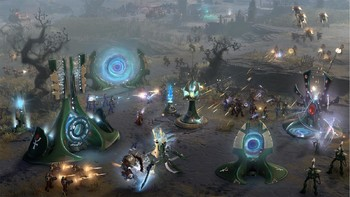 Screenshot8 - Warhammer 40,000: Dawn of War III