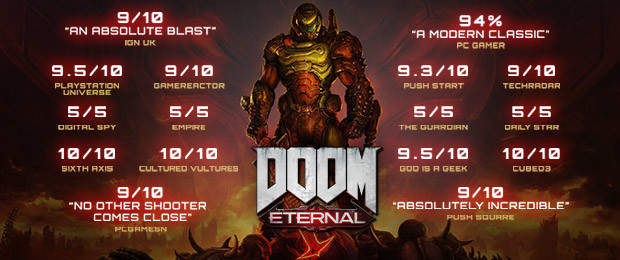 Graphics Evolution: From DOOM 1 to DOOM Eternal - this is how the graphics have developed in 27 years