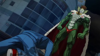 Screenshot7 - One Punch Man: A Hero Nobody Knows Deluxe Edition