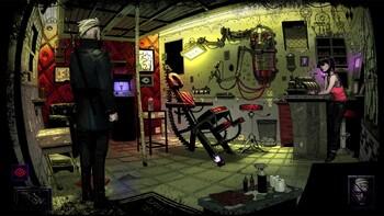 Screenshot3 - The Blind Prophet