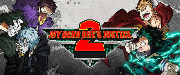 My Hero One's Justice 2 - Character Gameplay Trailer
