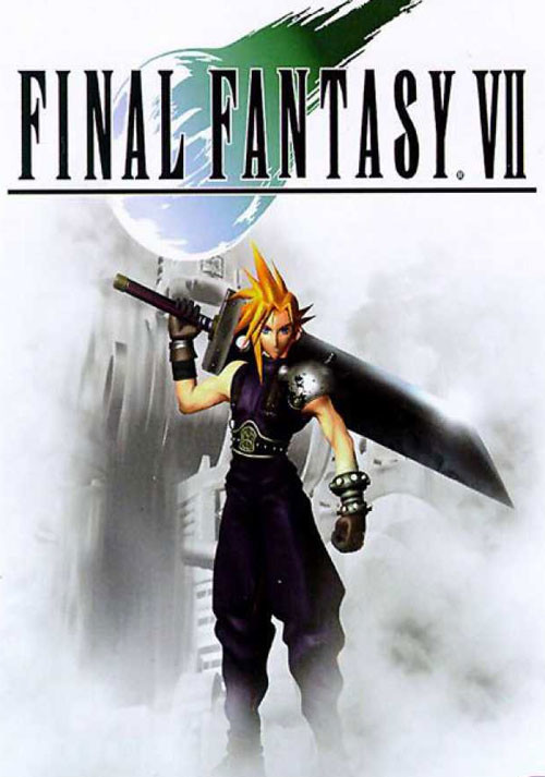 FINAL FANTASY VII - Packshot