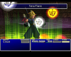 Screenshot1 - FINAL FANTASY VII