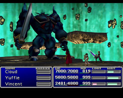 Screenshot2 - FINAL FANTASY VII