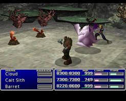 Screenshot4 - FINAL FANTASY VII