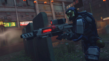 Screenshot1 - XCOM: Enemy Unknown: Slingshot DLC
