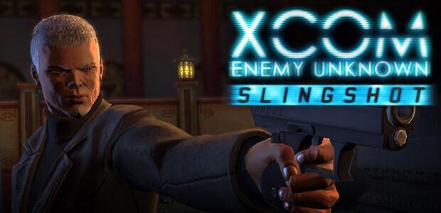 XCOM: Enemy Unknown: Slingshot DLC - Cover / Packshot