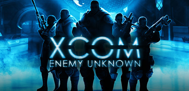 XCOM: Enemy Unknown - Cover / Packshot