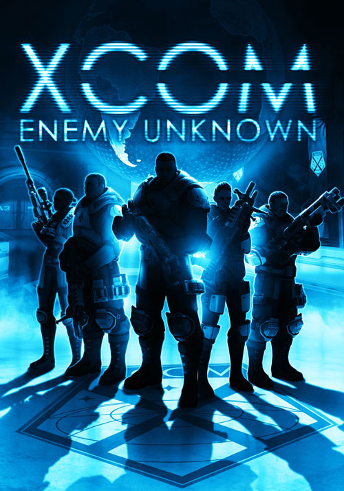 XCOM: Enemy Unknown - Packshot
