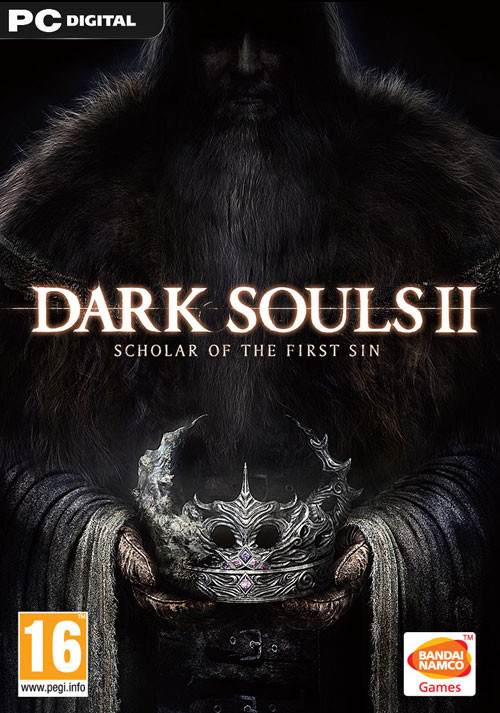 DARK SOULS II: Scholar of the First Sin - Cover / Packshot
