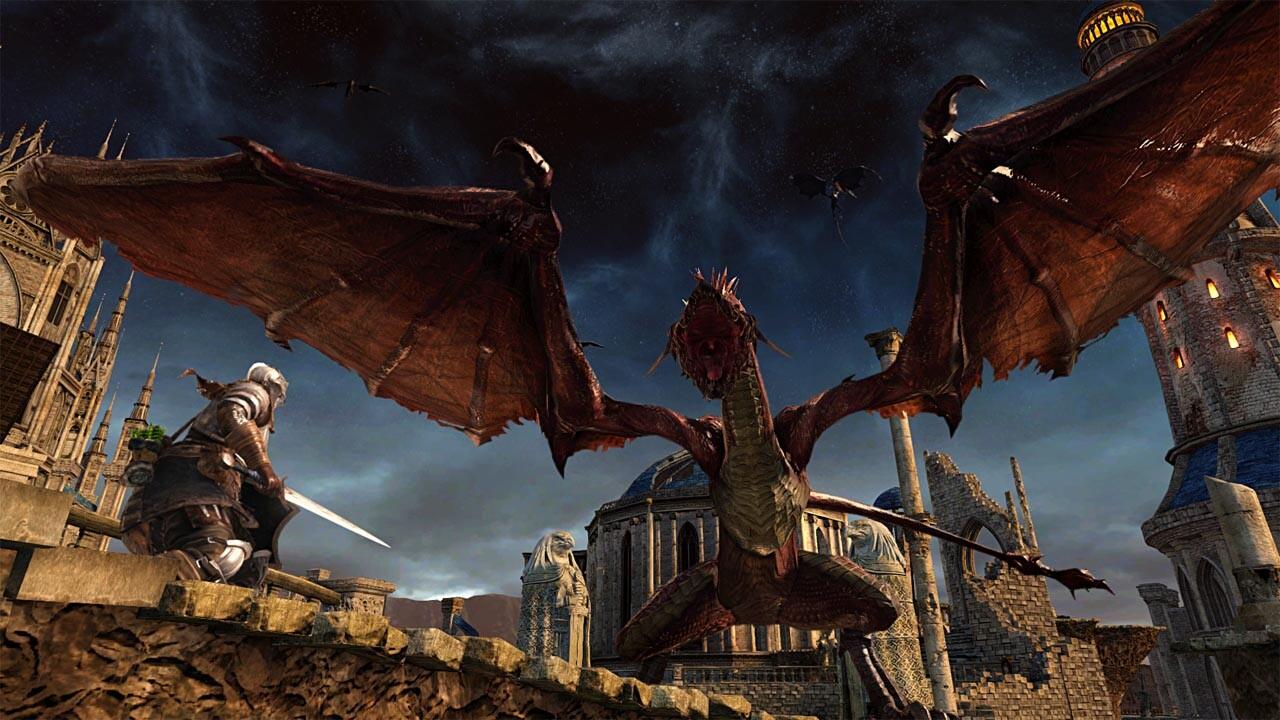 Dark Souls 2 mise en relation expliquée