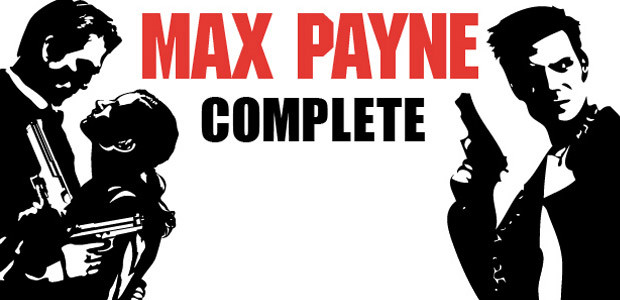 Max Payne Double-Pack (1&2) - Cover / Packshot