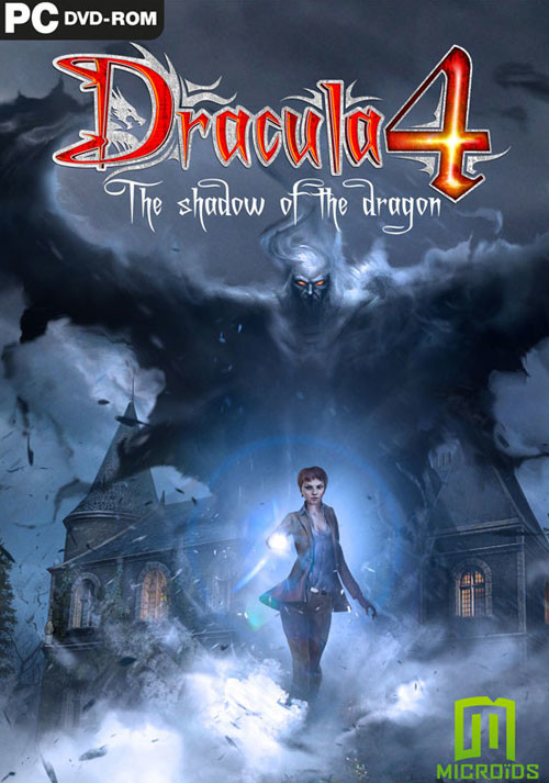 Dracula 4 - Cover / Packshot