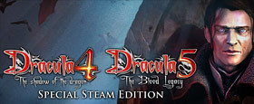 Dracula 4 and 5 - Special Steam Edition