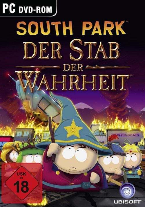 South Park: Der Stab der Wahrheit - Cover / Packshot