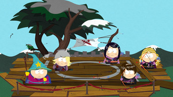 Screenshot1 - South Park: Der Stab der Wahrheit
