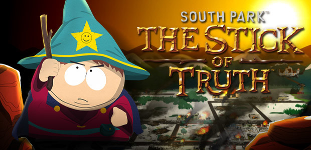 South Park: The Stick of Truth - Cover / Packshot