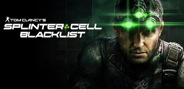Tom Clancy's Splinter Cell Blacklist - Cover / Packshot