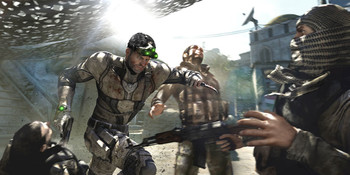 Screenshot1 - Tom Clancy's Splinter Cell Blacklist