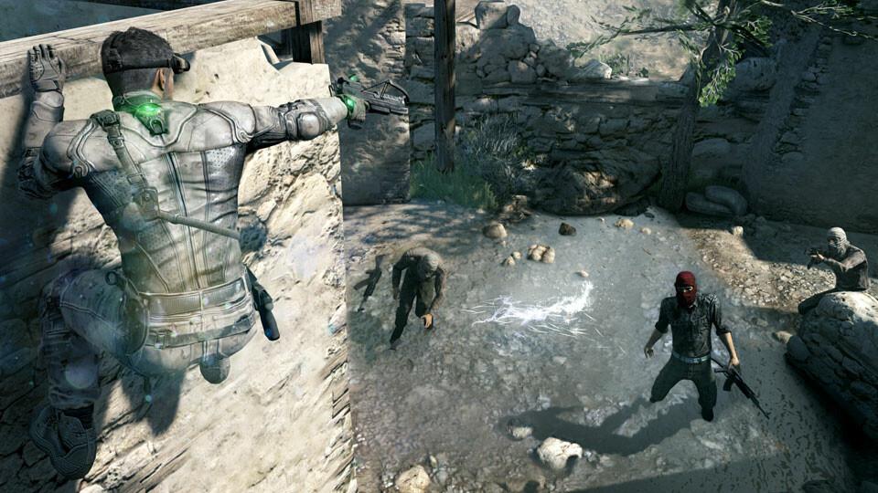 скачать игру Splinter Cell Blacklist через торрент на Pc на русском - фото 4