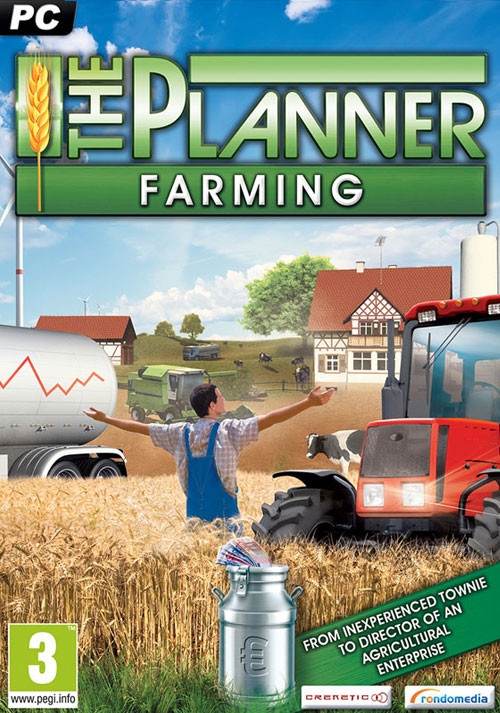 The Planner - Farming - Cover