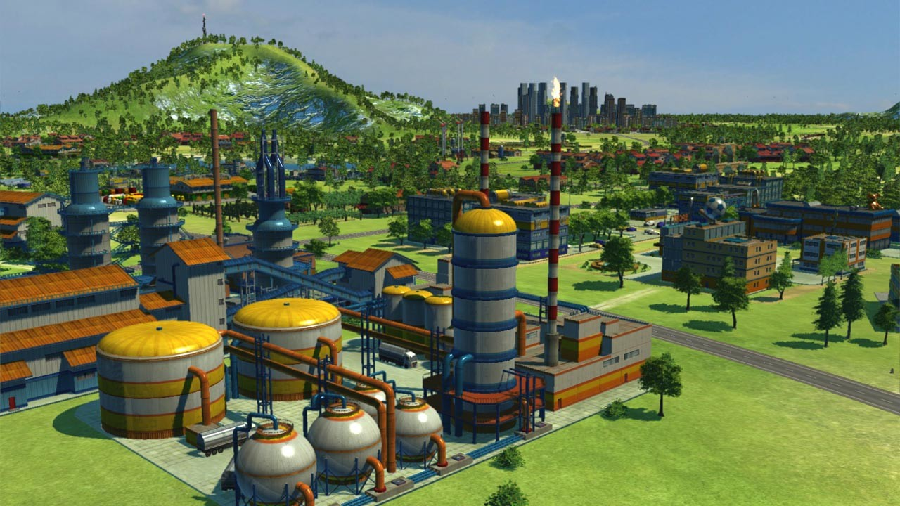 Industrie Spiele