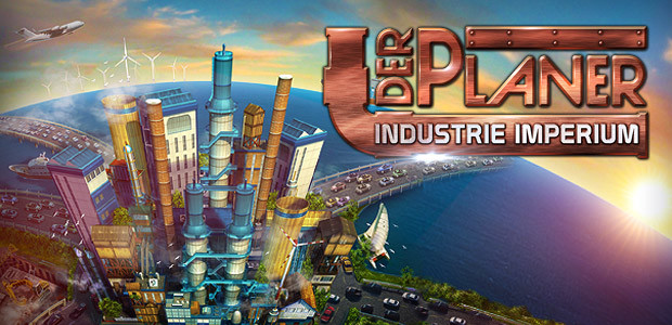 Der Planer: Industrie-Imperium - Cover / Packshot