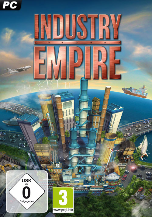 Industry Empire - Cover