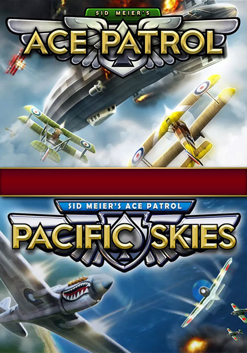 Ace Patrol Bundle - Packshot