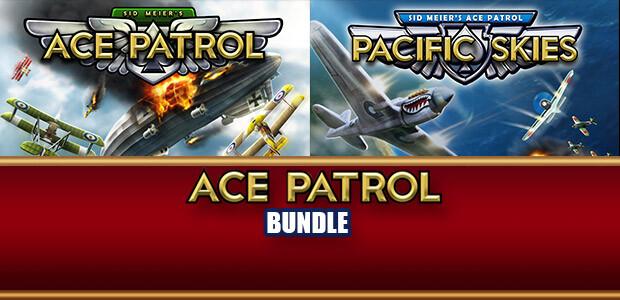 Ace Patrol Bundle - Cover / Packshot