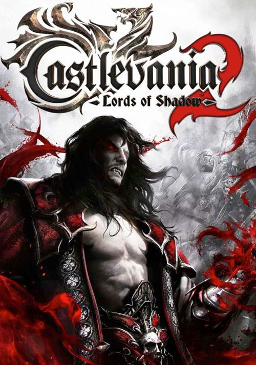 Castlevania Lords Of Shadow 2 - Cover