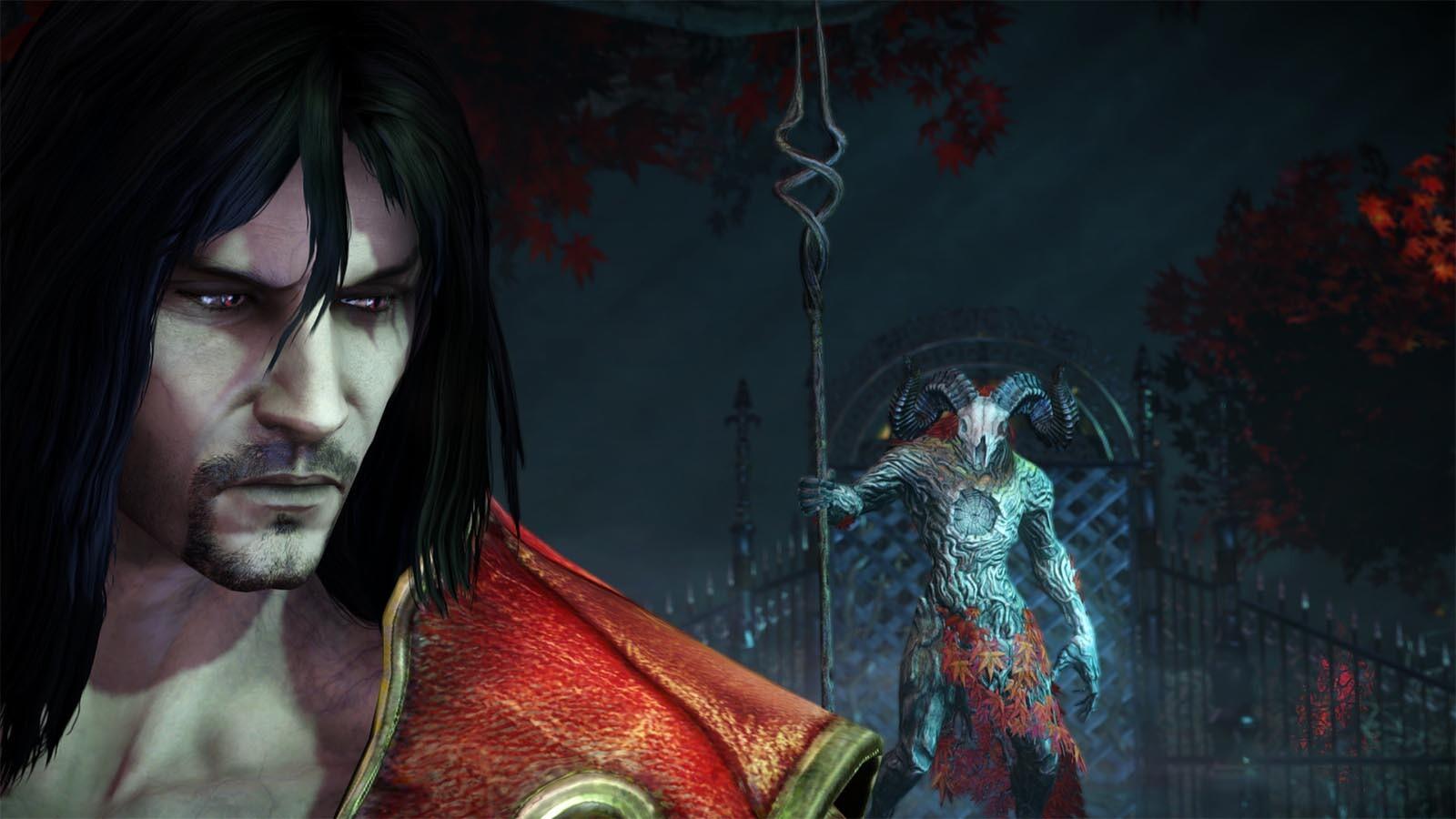 Resultado de imagem para Castlevania: Lords of Shadow 2