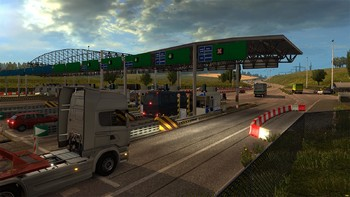 Screenshot1 - Euro Truck Simulator 2
