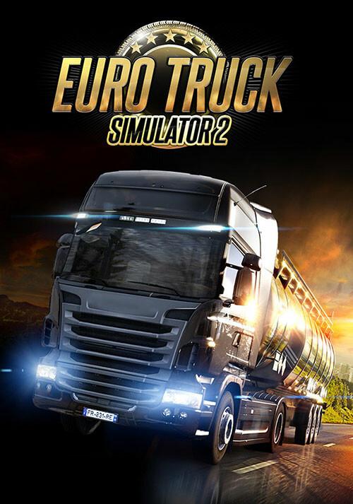 Euro Truck Simulator 2 - Packshot