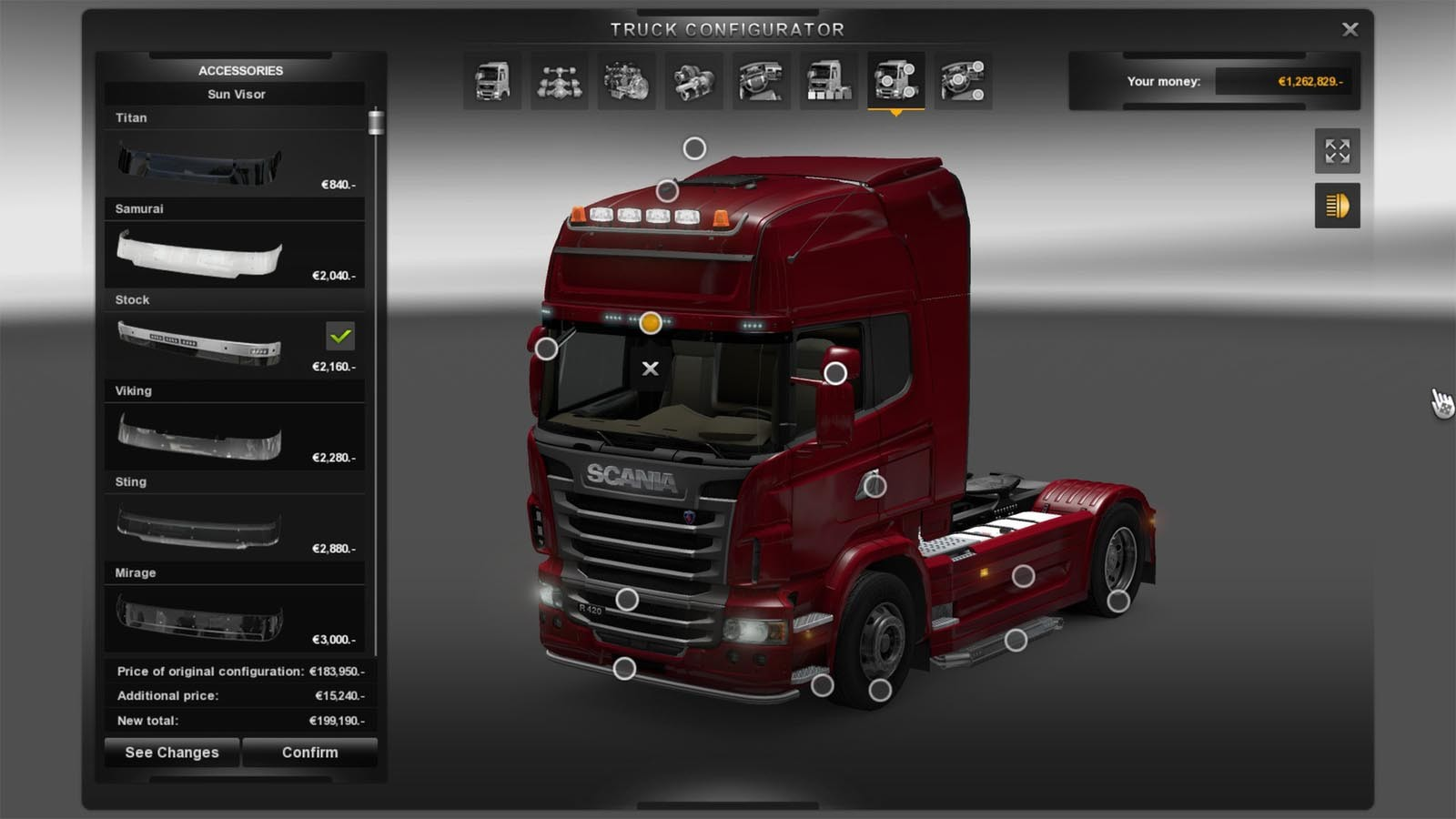 ProMods <b>Map</b> Expansion for <b>Euro Truck Simulator 2</b>