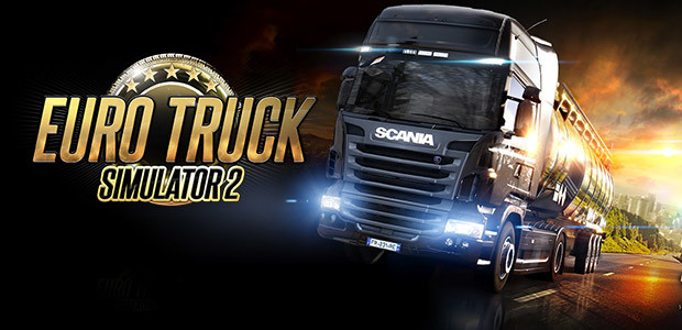 Euro Truck Simulator 2 - Cover / Packshot
