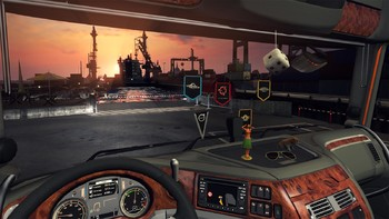 Screenshot3 - Euro Truck Simulator 2: Heavy Cargo DLC Bundle