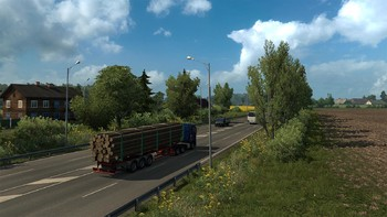 Screenshot3 - Euro Truck Simulator 2 - Beyond the Baltic Sea