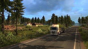 Screenshot1 - Euro Truck Simulator 2 - Beyond the Baltic Sea