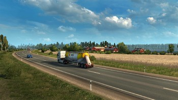 Screenshot2 - Euro Truck Simulator 2 - Beyond the Baltic Sea