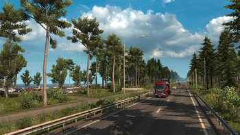Screenshot4 - Euro Truck Simulator 2 - Beyond the Baltic Sea