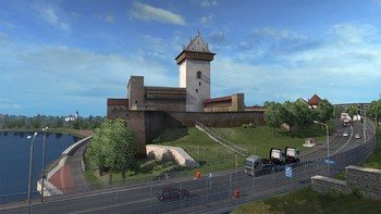 Screenshot3 - Euro Truck Simulator 2 - Beyond the Baltic Sea Bundle