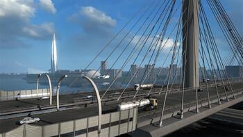 Screenshot5 - Euro Truck Simulator 2 - Beyond the Baltic Sea Bundle