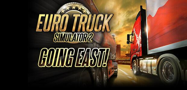 Euro Truck Simulator 2: Going East! Add-on - Cover / Packshot