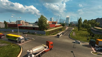 Screenshot4 - Euro Truck Simulator 2: Going East! Add-on