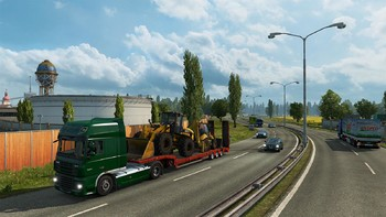 Screenshot6 - Euro Truck Simulator 2: Going East! Add-on