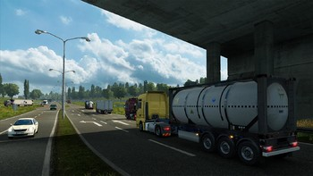 Screenshot9 - Euro Truck Simulator 2: Going East! Add-on